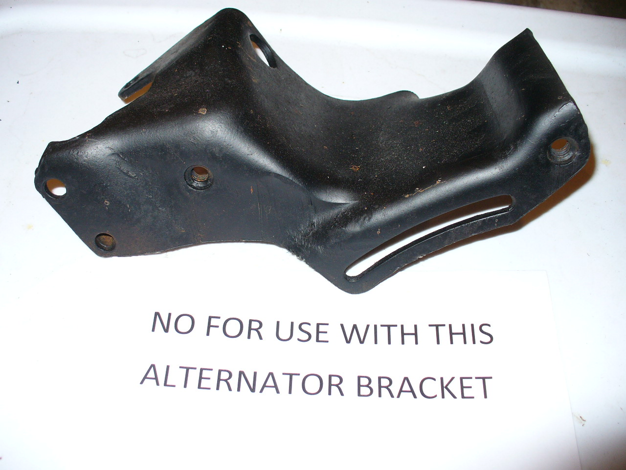 10058 POWER STEERING BRACKET 194 215 230 250 CHEVY USING INTEGRATED OR  NON-INTEGRATED HEAD